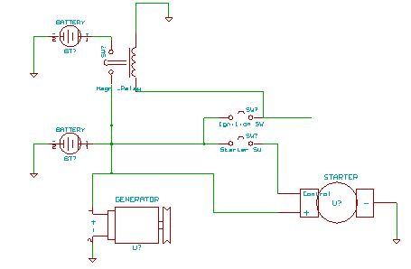 схема установки 2