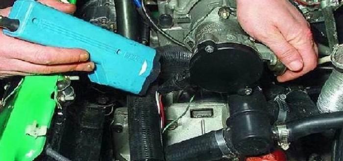 Как правильно выставит электронное зажигание на двигателе ВАЗ 2101-2110 фото