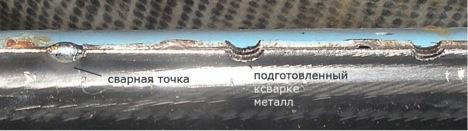 ремонт порогов