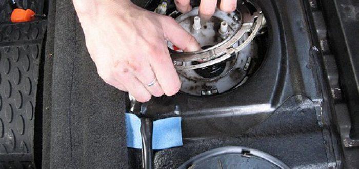 ремонт бензонасоса